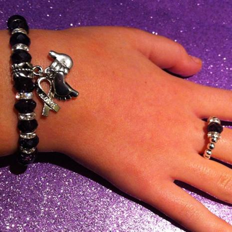 HemiChat Bracelet & Ring